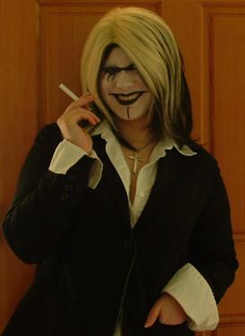 Happy Goth from Original: Gothic Lolita / EGL / EGA