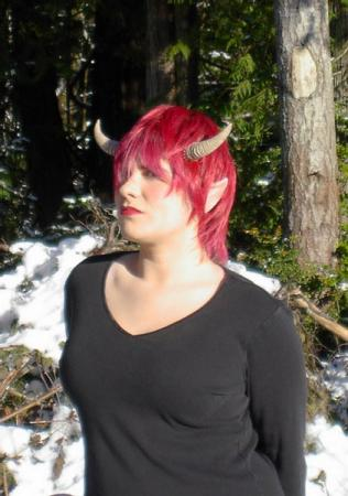 Redd Fairy from Original:  Fantasy worn by Sailor Tweek