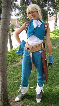 Zidane Tribal from Final Fantasy IX worn by Sana-chan