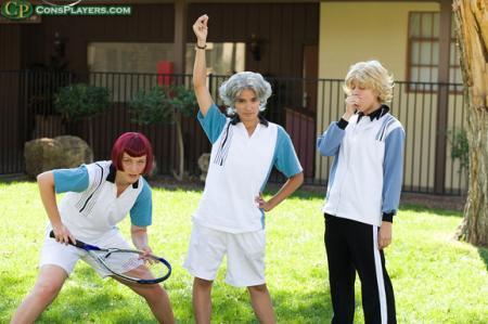 Keigo Atobe from Prince of Tennis worn by Sana-chan