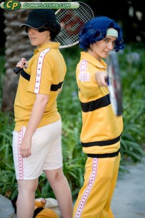 Seiichi Yukimura from Prince of Tennis worn by Sana-chan