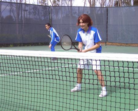 Eiji Kikumaru from Prince of Tennis worn by Sana-chan