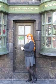 Susan Bones from Harry Potter worn by Kira Rhian