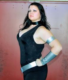 Donna Troy from Wonder Woman worn by Kira Rhian