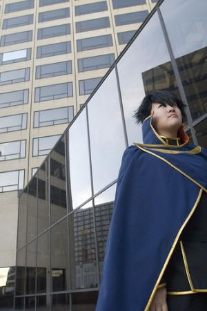 Lelouch vi Britannia from Code Geass worn by minuberry