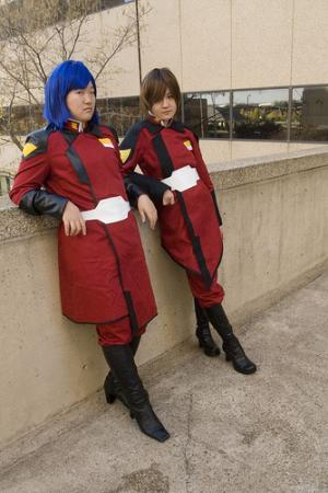 Athrun Zala from Mobile Suit Gundam Seed worn by minuberry