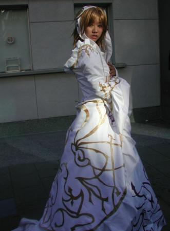 Sakura from Tsubasa: Reservoir Chronicle worn by Karrie
