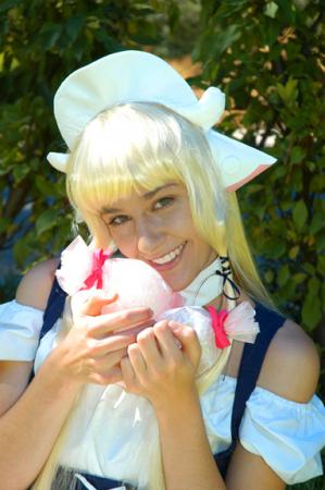 Chi / Chii / Elda from Chobits