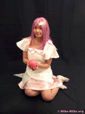 Lacus Clyne from Mobile Suit Gundam Seed worn by Machiko
