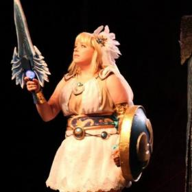 Sophitia Alexandra from Soul Calibur 4