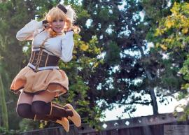 Mami Tomoe from Madoka Magica worn by Binkx
