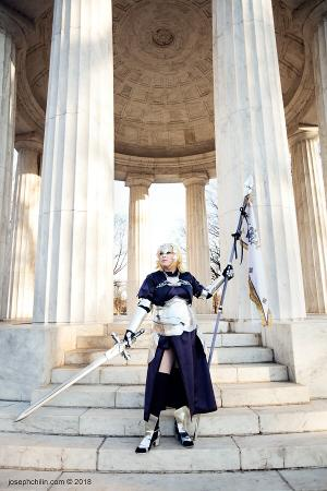 Joan of Arc from Fate/Apocrypha worn by Binkx