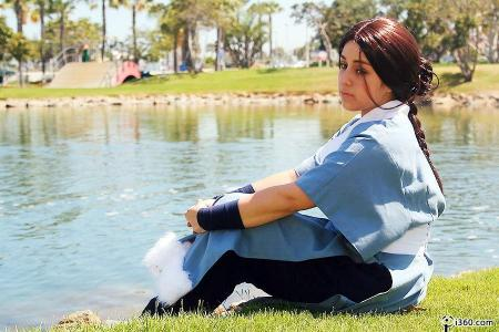 Katara from Avatar: The Last Airbender worn by Umi