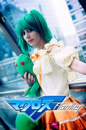 Ranka Lee from Macross Frontier worn by Lili
