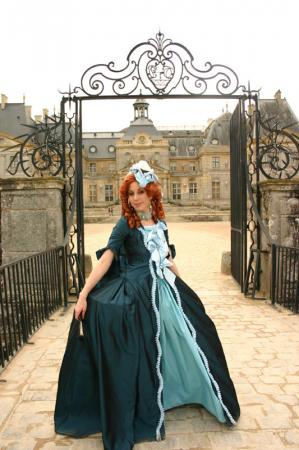 XVIII Century French Fashion from Original:  Historical / Renaissance