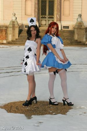 Miyuki-chan from Miyuki-chan in Wonderland worn by Lili