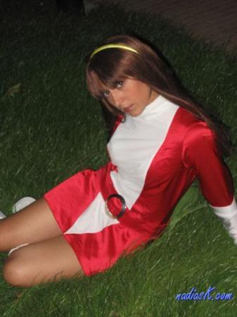 Sayaka Yumi from Mazinger Z