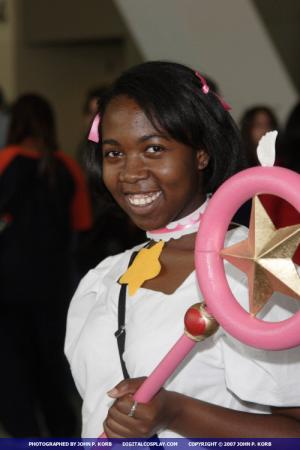 Sakura Kinomoto from Card Captor Sakura worn by Yashakid