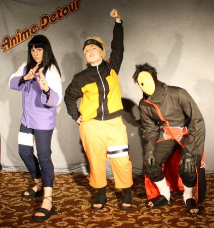 Hinata Hyuuga from Naruto Shippūden worn by carrousel