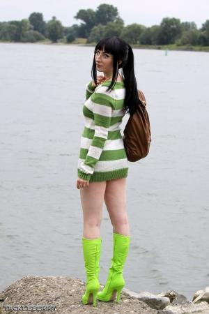 Nico Robin from One Piece worn by MelonPlay