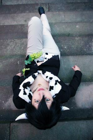 Lambo from Katekyo Hitman Reborn! worn by Naraku