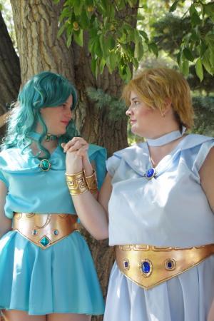 Sailor Uranus from Sailor Moon S worn by Seiya Kou