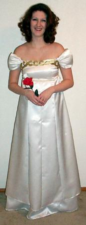 Princess Serenity from Sailor Moon worn by Serenity's Closet