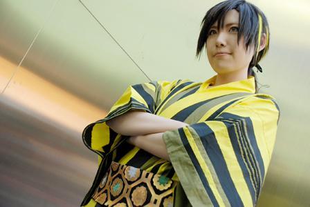 Nogami Ryotaro from Kamen Rider Den-O worn by Kazuya