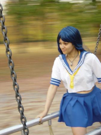 Kan-U Unchou from Ikki Tousen worn by VisualGoth