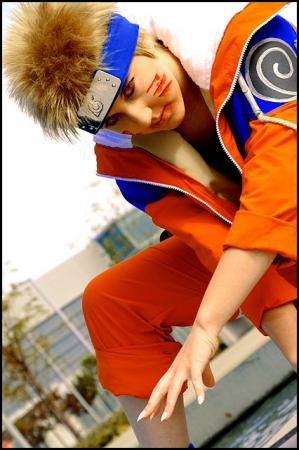 Naruto Uzumaki from Naruto worn by Tess