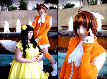 Sakura Kinomoto from Card Captor Sakura worn by Tess