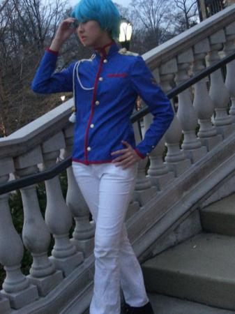 Miki Kaoru from Revolutionary Girl Utena worn by slightlysalted