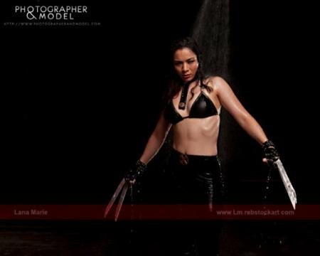 X-23 from X-Men worn by LanaCosplay