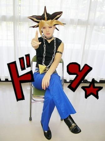 Yugi Muto from Yu-Gi-Oh! Duel Monsters worn by Melri