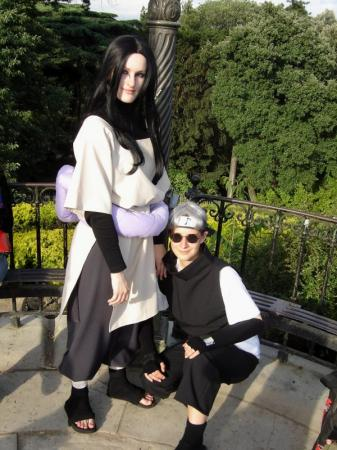 Orochimaru from Naruto worn by Luce