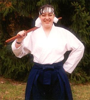 Kaoru Kamiya from Rurouni Kenshin