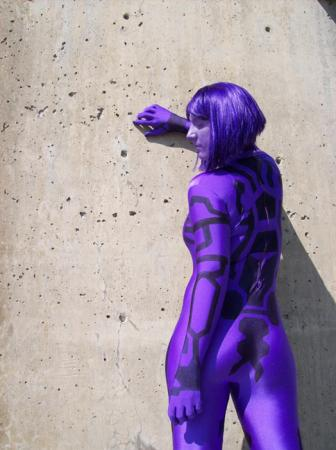 Cortana from Halo 2 worn by Miri