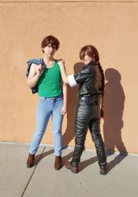 Heero Yuy from Mobile Suit Gundam Wing worn by Miri