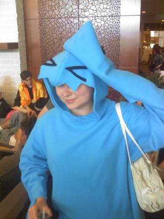 Wobbuffet / Sonansu from Pokemon worn by Roserevolution