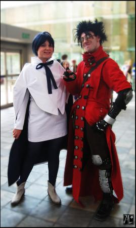 Meryl Strife from Trigun worn by Roserevolution