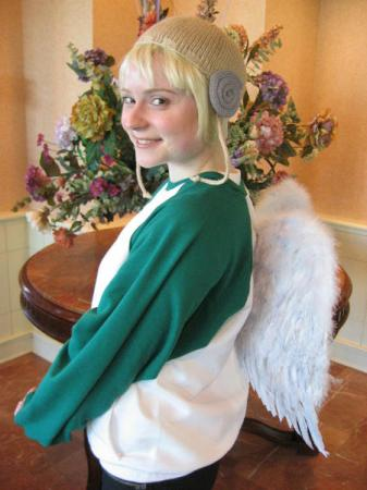 Kuu from Haibane Renmei worn by Roserevolution