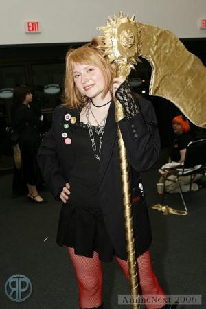 Amane Misa from Death Note worn by Roserevolution