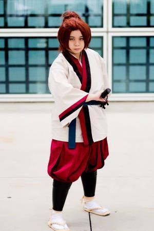 Souma Kazue from Hakuouki Shinkai Kaze no Shou worn by Kotodama