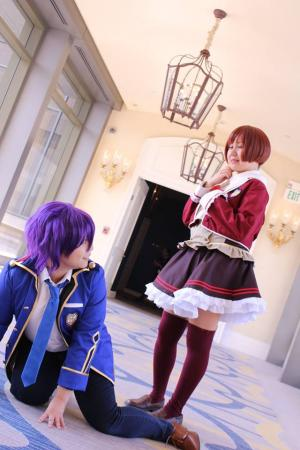 Shiki Natsumezaka from Dance With Devils worn by Kotodama
