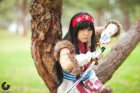 Nakoruru from Samurai Shodown Series worn by Kotodama