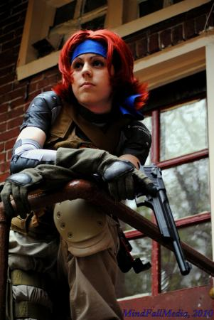 Meryl Silverburgh from Metal Gear Solid 4: Guns of the Patriots worn by KateMonster