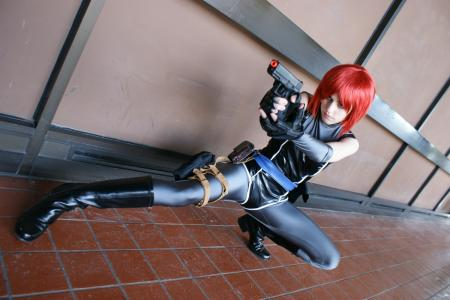 Regina from Dino Crisis worn by KateMonster