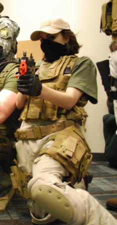 PMC (Pieuvre Armement) from Metal Gear Solid 4: Guns of the Patriots worn by KateMonster