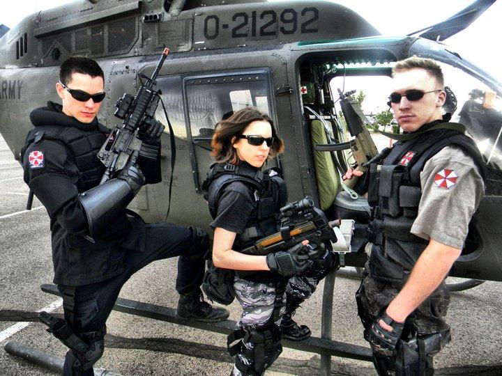 U B C S Operative Resident Evil Apocalypse By Katemonster