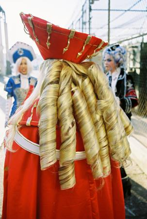 Caterina Sforza from Trinity Blood